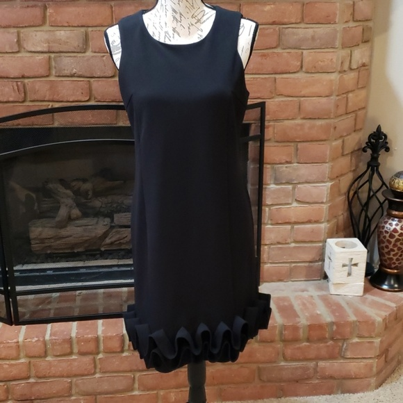 Nina Leonard Dresses & Skirts - Nina Leonard Black Sheath Dress